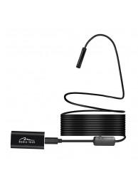 Camera inspectie Wi-Fi endoscop Media-Tech MT4099, 5 m,6 led-uri, pentru Android sau PC